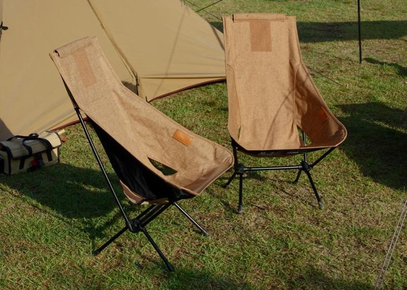 チェアツーホーム  キャンプ