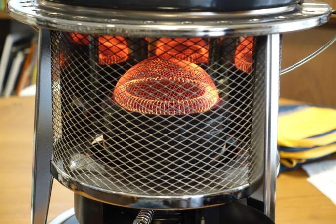 フジカハイペットの燃焼コイル