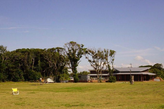 ほうべの森キャンプ場