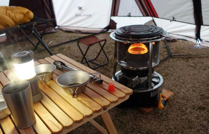 フジカハイペット 冬キャンプ