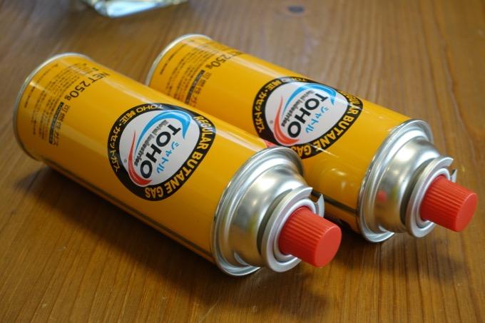 カセットガス缶