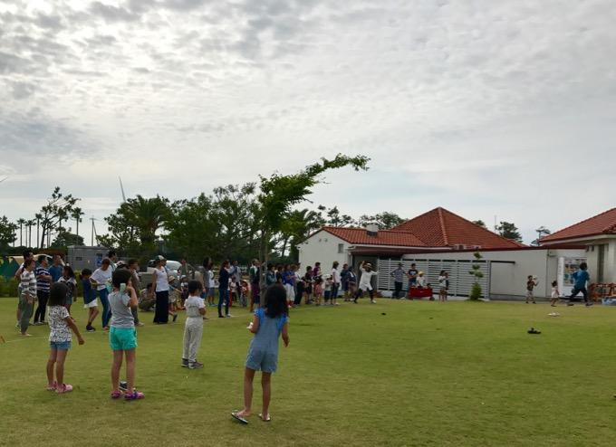 竜洋海洋公園オートキャンプ場 子供向けイベント