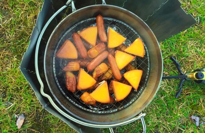 ST-301ダッチオーブン料理