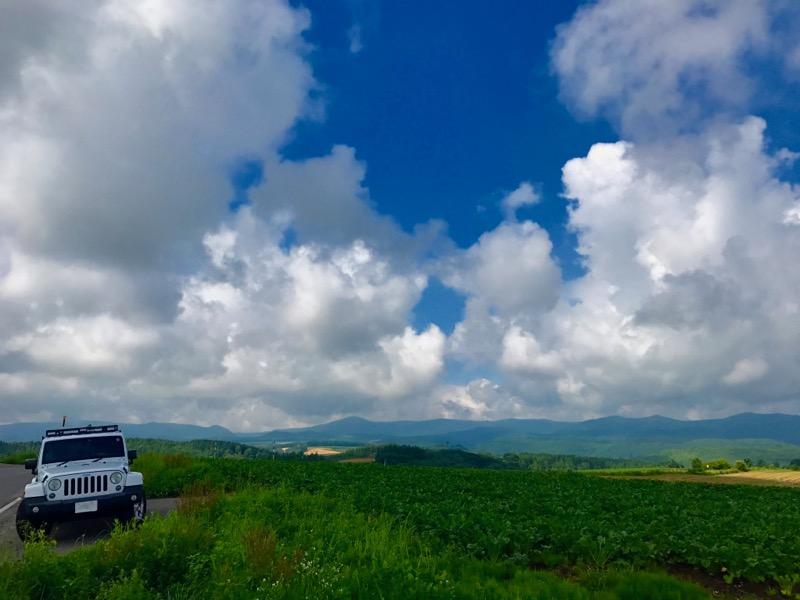 ジープ 北海道