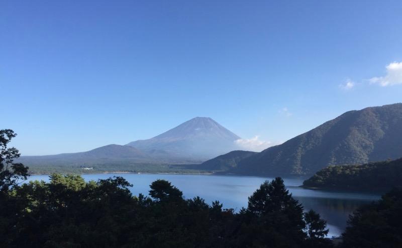 富士山が見える「浩庵キャンプ場」は標高960m