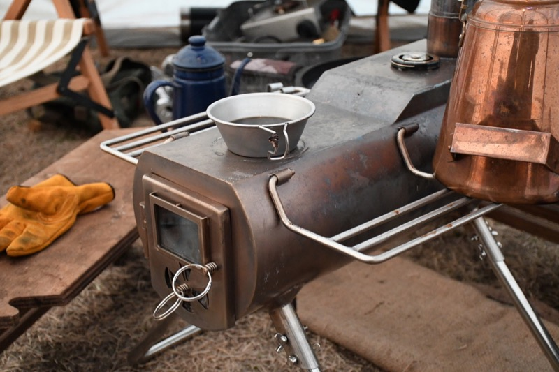 G-stove レビュー