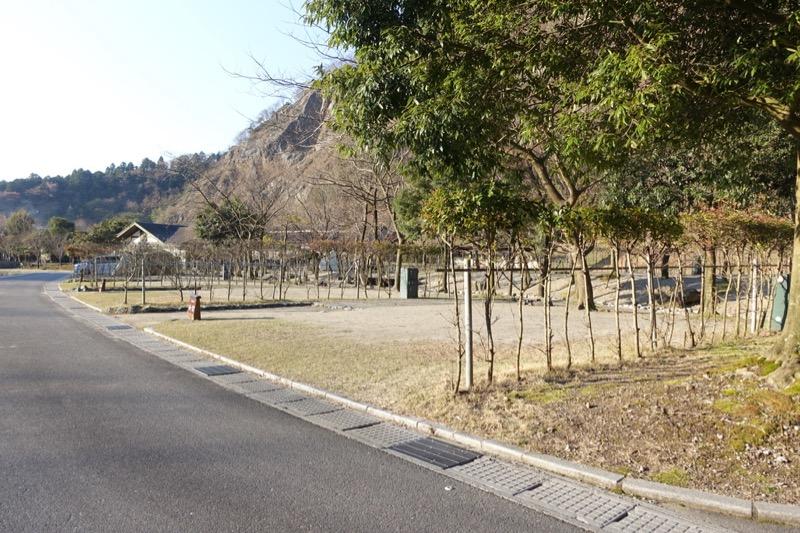 青川峡キャンピングパーク 水辺サイト