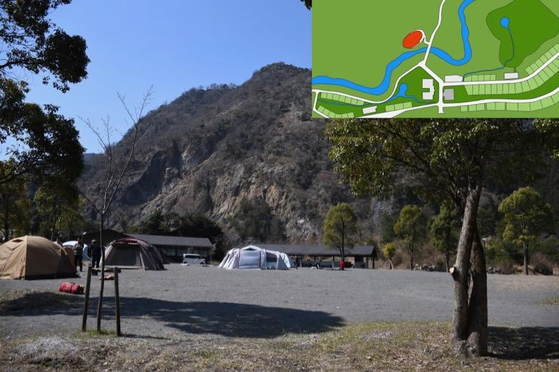青川峡キャンピングパーク かもしかキャンプフィールド