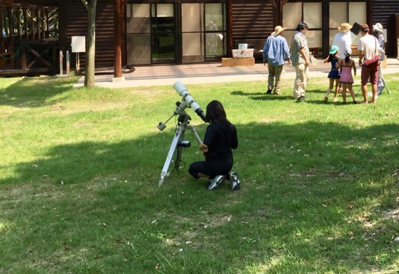 青川峡キャンピングパーク 天体観測