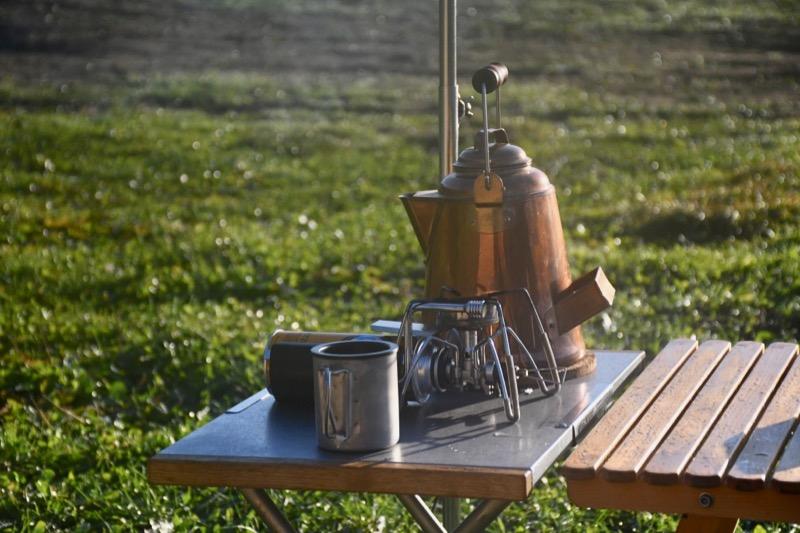 ユニフレーム焚き火テーブル