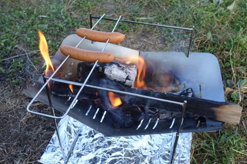 ワイルドに調理ができて楽しいピコグリル398