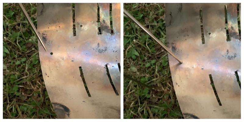 ピコグリル398のスピットを掃除する方法
