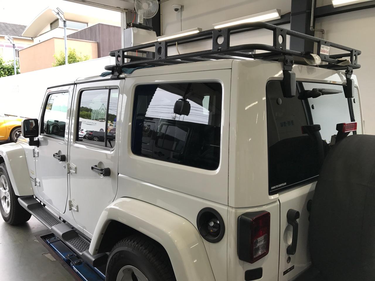 Smittybilt jeep
