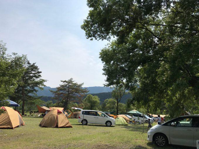 くのわきキャンプ場
