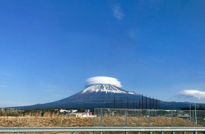 富士山 ぼうし