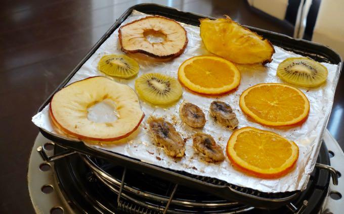 フジカハイペットドライフルーツ作り方
