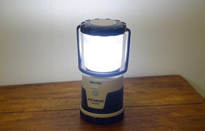 ジェントス LED ランタン  SOL-036C
