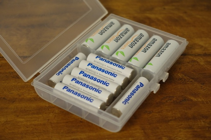 充電式電池