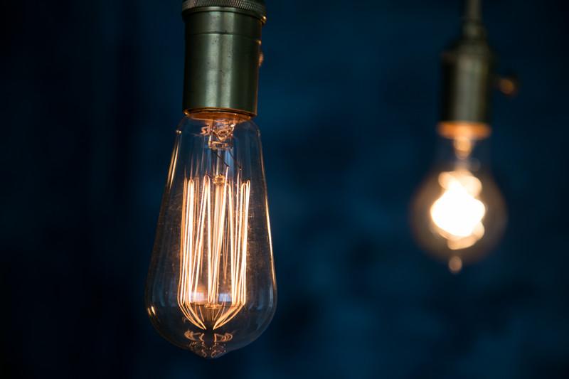 電球のフィラメント