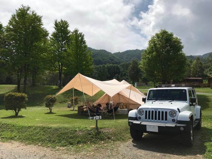 グリーンステイ洞爺湖キャンプサイト