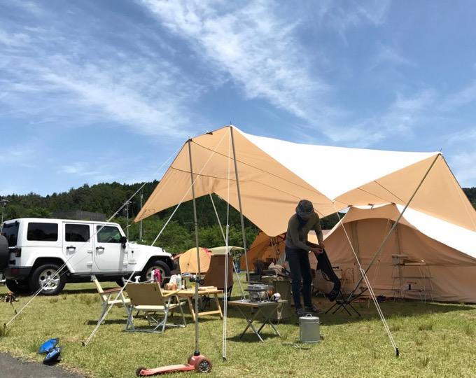 ウトガルド キャンプ