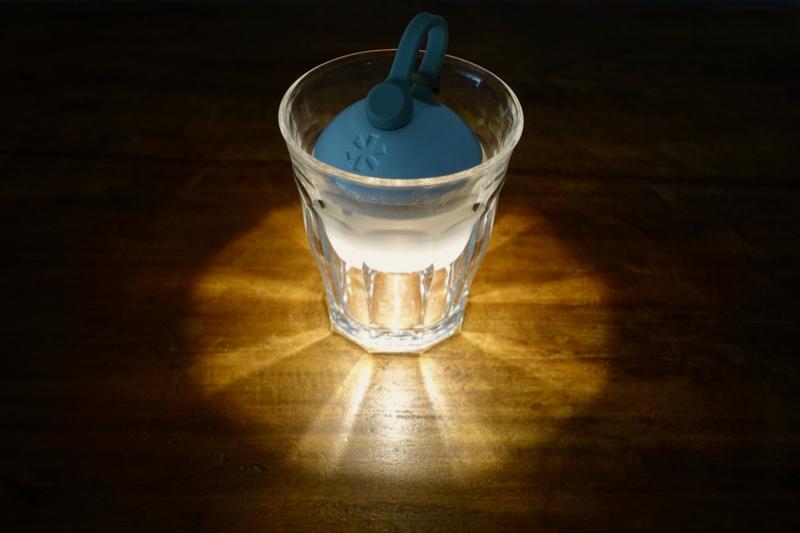 たねほおずき ガラスコップ