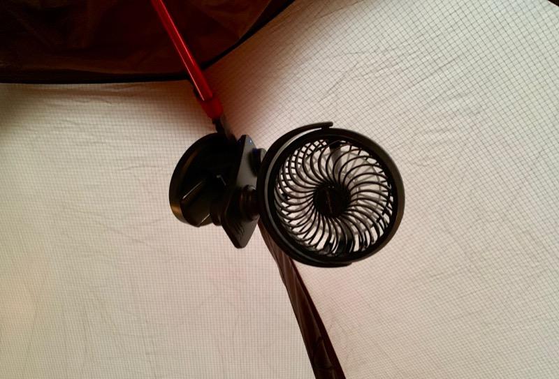 KEYNICE USB扇風機 自動首振り ミニ扇風機 KN-F170J