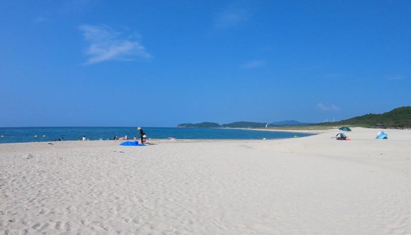 石見海浜公園ビーチ