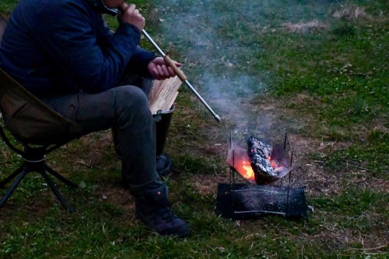 火吹き棒とピコグリル398