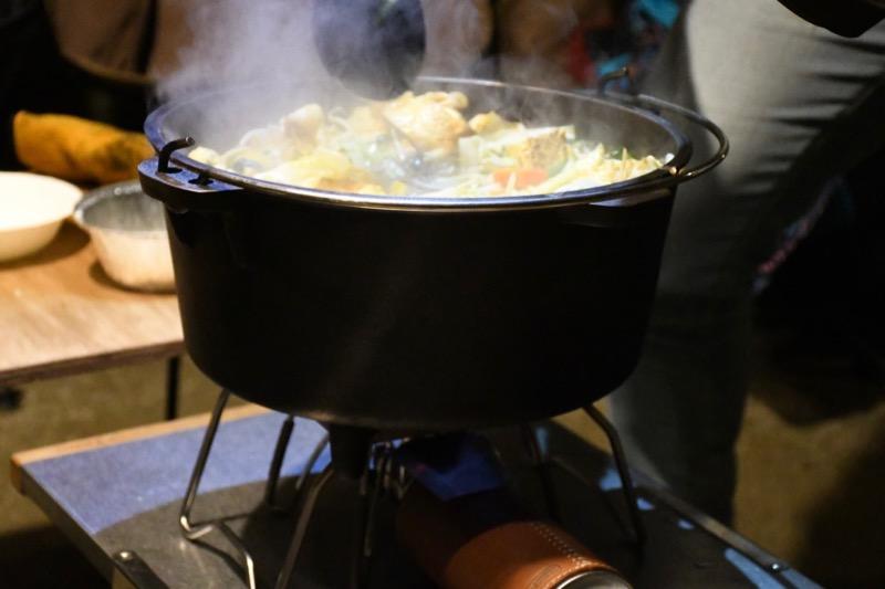 キャンプ カレー鍋 ダッジオーブン