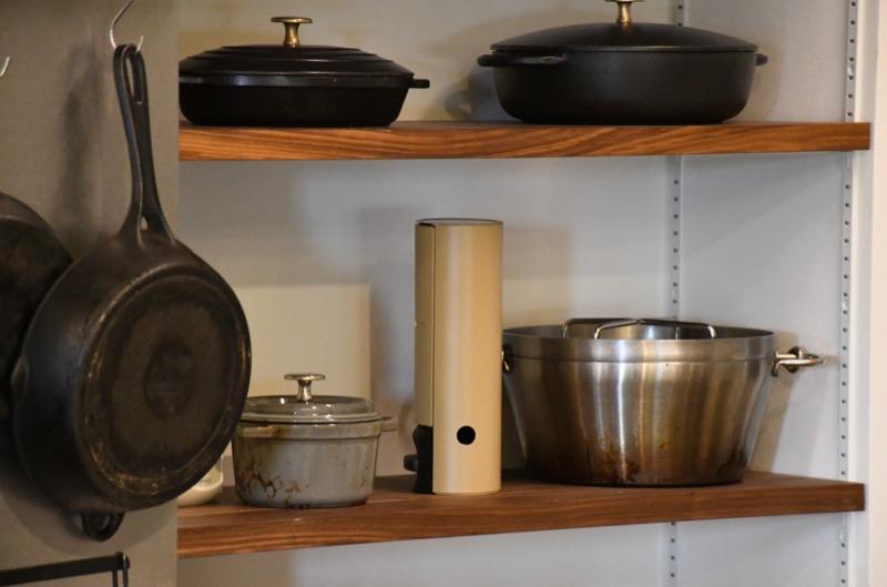 HOME&CAMPバーナーキッチン