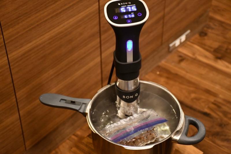 低温調理器ボニーク