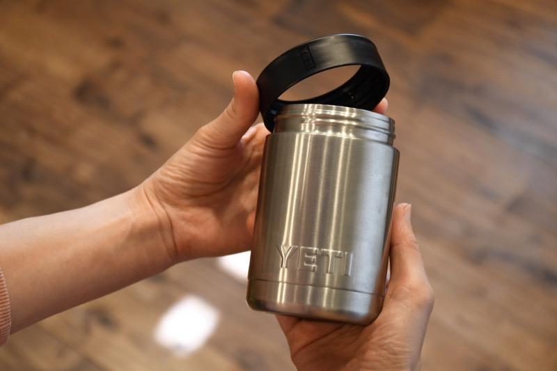 イエティ缶ホルダー「RAMBLER COLSTER」