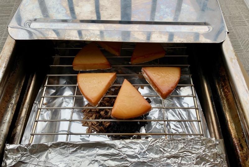 プロセスチーズ スモーク
