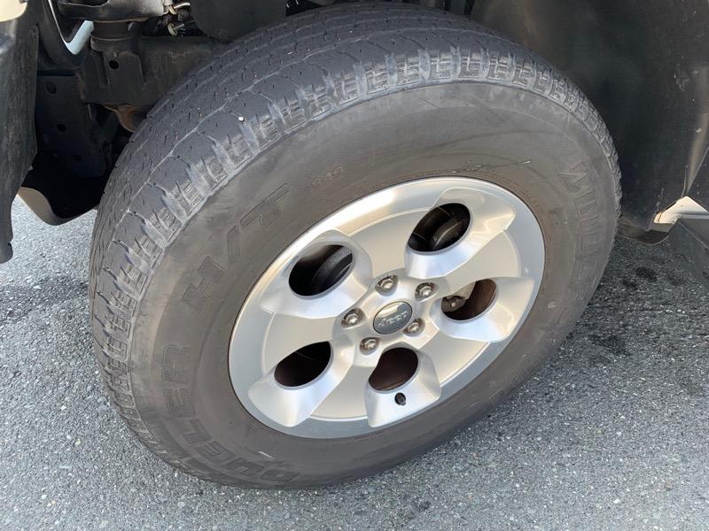 ジープラングラー タイヤ