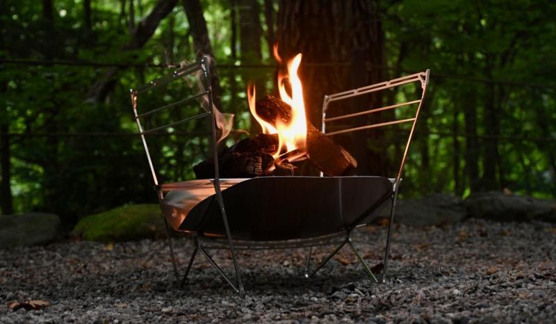 焚き火台 ラプカ