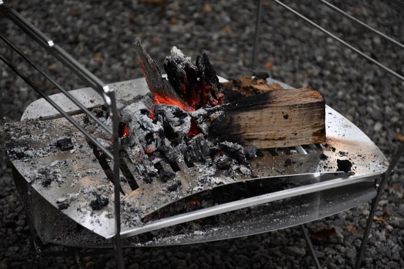 焚き火台ラプカの弱点