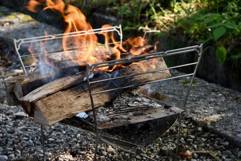 焚き火台ラプカ