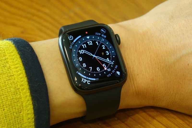 文字盤GMT Apple Watch