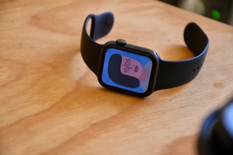 キャンプで使えるApple Watch