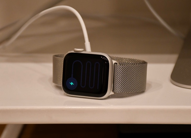 Apple Watch 最大駆動時間
