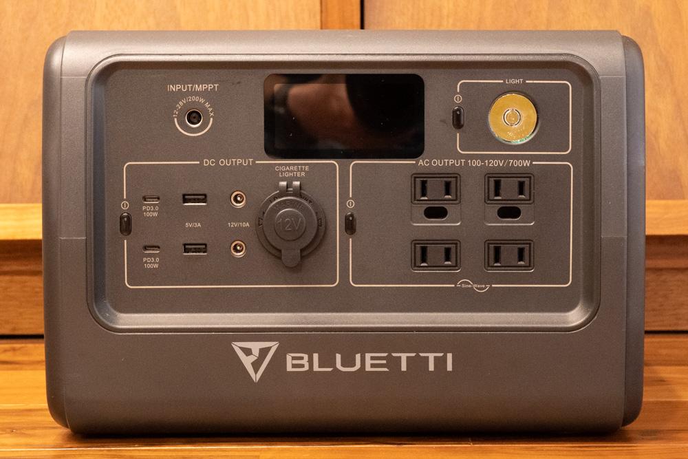 ポータブル電源 BLUETTI EB70